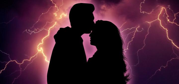Est ce que le coup de foudre existe en amour - Coup de foudre en normandie ...